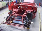 : Wagen gestript