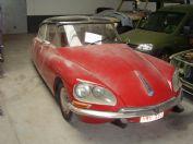 : Zo kwam de Citroën DS aan bij Carrosserie Bril.