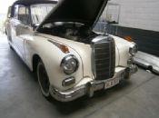 Mercedes Dora uit 1958