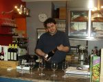 Wijnbar in Seralunga 'Bij Alessio' 2